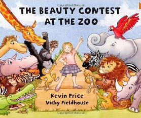 The Beauty Contest at the Zoo Kama Publishing childrens book