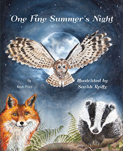 KAMA Publishing One Fine Summer's Night book cover