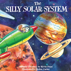 The Silly Solar System Kama Publishing childrens book